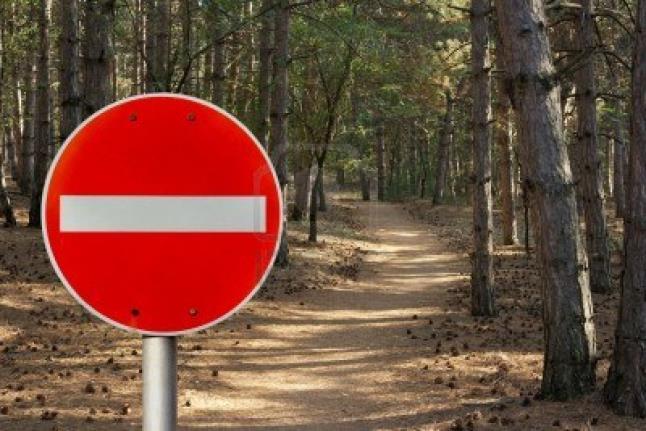 Απαγόρευση κυκλοφορίας στα δάση του Έβρου