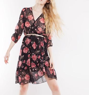 dfe7754ad41 6 floral φορέματα για στιλάτα ανοιξιάτικα σύνολα - Δείτε τα ...
