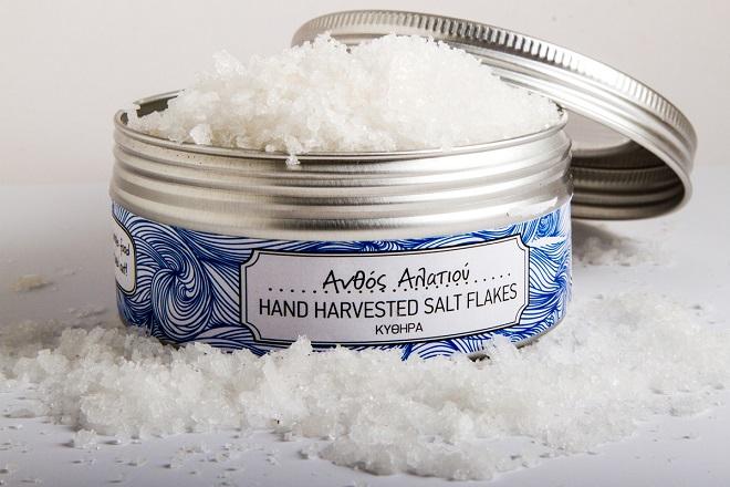 Made in Greece το φυσικό αλάτι Nostimo που ''ταξιδεύει'' σε