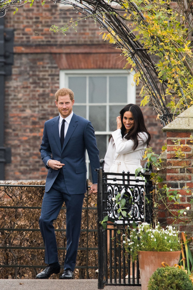 Meghan Markle and Prince Harry  A body language expert