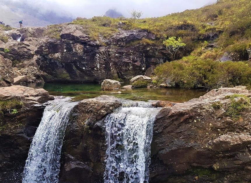 Αποτέλεσμα εικόνας για Fairy Pools, Νήσος Σκάι, Σκωτία