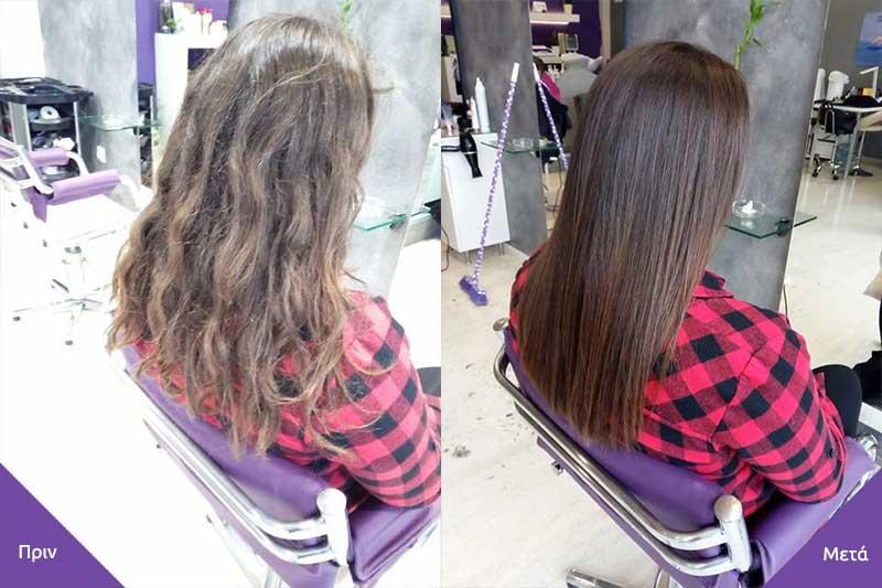 Ποια είναι τα αρνητικά και οι κίνδυνοι της Brazilian keratin treatment  Η  κερατίνη από μόνη της δεν κάνει κακό στην τρίχα και δεν καίει τα μαλλιά. c60f57c87b1