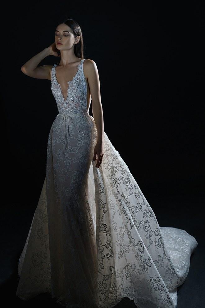 bd40aa1fb8d Η επανάσταση στα νυφικά: 9 τάσεις για το φόρεμα της καλύτερης ημέρας ...