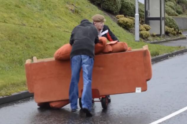ιρλανδική σεξ βίντεο
