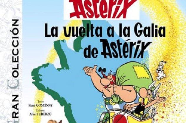 8493f36153dd Το αυθεντικό εξώφυλλο του άλμπουμ των περιπετειών του Αστερίξ «Ο Γύρος της  Γαλατίας» πουλήθηκε σε δημοπρασία στο Παρίσι σε τιμή ρεκόρ