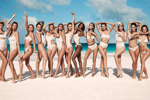 Φωτογραφία Daily Mail. PrevNext. 13 υπέροχες γυναίκες έβαλαν μαγιό μέσα  στον χειμώνα που σχεδίασαν οι ... 3f990703512