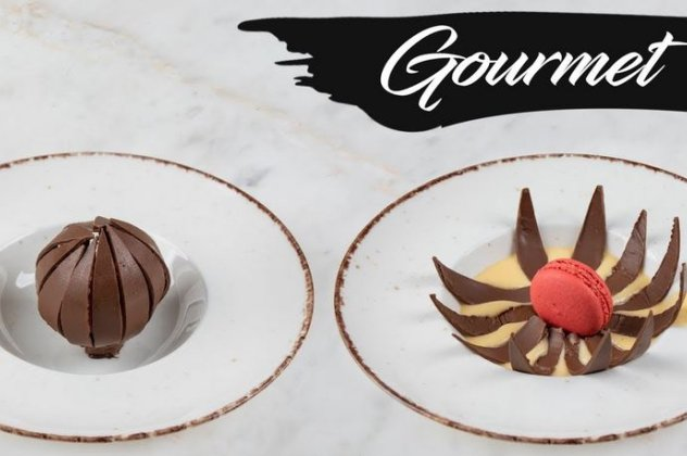 Μόνο με 3 υλικά φτιάξτε το πιο εντυπωσιακό γλυκό  Σοκολατένιο ... 16f4051e888