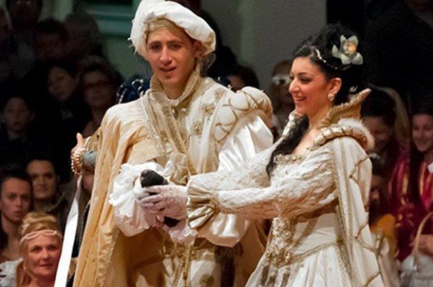 d04e33310cf3 Ζάκυνθος  Το έθιμο του βενετσιάνικου γάμου αναπόσπαστο κομμάτι του ...