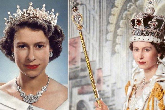 Βασίλισσα Ελισάβετ: Αυτά είναι τα διαδήματα με μπριγιάν, σμαράγδια,  ρουμπίνια, ζαφείρια που έχει φορέσει με ασορτί τιάρες (φωτό - βίντεο) |  eirinika.gr