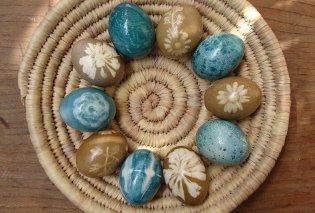 Πρωτότυποι τρόποι για να βάψετε τα πασχαλινά αυγά και να καταπλήξετε τους πάντες με τη φαντασία σας! - Κυρίως Φωτογραφία - Gallery - Video