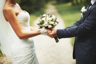 Good news: Γαμπρός στην Καστοριά έκανε θαλάσσιο σκι με την νύφη να του πετάει την ανθοδέσμη! - Κυρίως Φωτογραφία - Gallery - Video