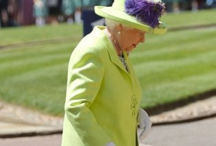Ροζ... οπτασία η Καμίλα, λεμονί με μωβ η εκκεντρική βασίλισσα Ελισάβετ, υποκίτρινο η Κέιτ (ΦΩΤΟ) - Κυρίως Φωτογραφία - Gallery - Video