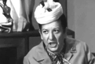 Σαπφώ Νοταρά: Την βρήκαν νεκρή με ένα τσιγάρο στο στόμα- Πάμπτωχη & μόνη έφυγε η γυναίκα που μας έκανε να γελάμε (ΦΩΤΟ-ΒΙΝΤΕΟ) - Κυρίως Φωτογραφία - Gallery - Video