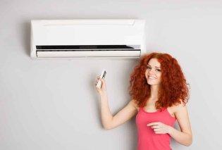 Να πώς θα γλιτώσετε χρήματα όταν χρησιμοποιείτε πολύ το κλιματιστικό σας - Κυρίως Φωτογραφία - Gallery - Video