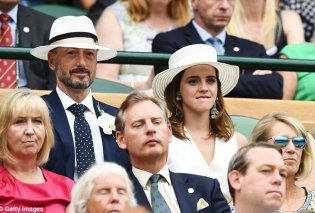 Τι φόρεσαν η Έμμα Γουάτσον η Μελάνια Τραμπ η Άννα Γουίντουρ  για τους ημιτελικούς του τένις στο  Γουίμπλεντον; (φωτο)  - Κυρίως Φωτογραφία - Gallery - Video