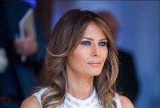 Όταν ο Αλέξης Τσίπρας διασταυρώθηκε με τη Μελάνια Τραμπ - Φωτό από την εντυπωσιακή Πρώτη Κυρία με το λευκό υπέροχο φόρεμα (Φωτό) - Κυρίως Φωτογραφία - Gallery - Video