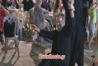 Τραγούδησε η Φιλιώ Πυργάκη και ο παπάς χόρεψε ένα καταπληκτικό τσάμικο στη Νεμέα - Κυρίως Φωτογραφία - Gallery - Video