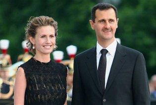 Καρκίνο του μαστού έχει η Πρώτη Κυρία της Συρίας - Ο Πρόεδρος, Μπασάρ αλ Άσαντ, στο πλευρό της με χαμόγελα (Φωτό) - Κυρίως Φωτογραφία - Gallery - Video