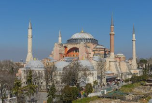 Good news : Δεν γίνεται τζαμί η Αγιά Σοφιά αποφάσισε η Τουρκική δικαιοσύνη - Κυρίως Φωτογραφία - Gallery - Video