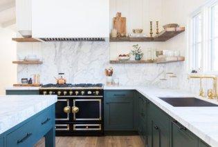 Από το κλασικό στο μοντέρνο: 15 διαφορετικά στιλ για να διακοσμήσετε την κουζίνα σας (Φωτό) - Κυρίως Φωτογραφία - Gallery - Video