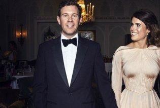 """Όλα όσα θα θέλατε να ξέρετε για το υπέροχο δεύτερο νυφικό φόρεμα της πριγκίπισσας Ευγενίας - Τι """"αντέγραψε"""" από το νυφικό στυλ της Μέγκαν (φώτο) - Κυρίως Φωτογραφία - Gallery - Video"""