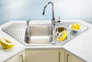 Σπύρος Σούλης: 3 έξυπνοι τρόποι για να αξιοποιήσετε τις γωνίες της κουζίνας σας - Κυρίως Φωτογραφία - Gallery - Video