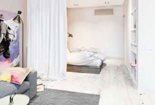 «Πώς μπορώ να φτιάξω ένα επιπλέον δωμάτιο σε ένα μικρό διαμέρισμα;» - Ο Σπύρος Σούλης έχει τις λύσεις (Φωτό & Βίντεο) - Κυρίως Φωτογραφία - Gallery - Video