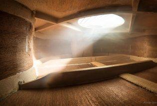 Καλλιτέχνης φωτογραφίζει το εσωτερικό τον μουσικών οργάνων και μας... εντυπωσιάζει - Φώτο   - Κυρίως Φωτογραφία - Gallery - Video