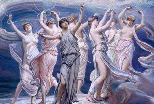 Greek Mythos: Πως οι Πλειάδες έγιναν αστέρια φωτεινά - Οι 7 κόρες του Άτλαντα που σήκωνε τη γη - Αυτοκτόνησαν ή πέθαναν από θλίψη; - Κυρίως Φωτογραφία - Gallery - Video