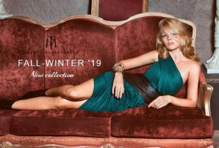 Made in Greece το brand Tassos Mitropoulos: Elegant δημιουργίες, αυστηρά office looks & άνετα καθημερινά κομμάτια στην συλλογή του χειμώνα - Κυρίως Φωτογραφία - Gallery - Video