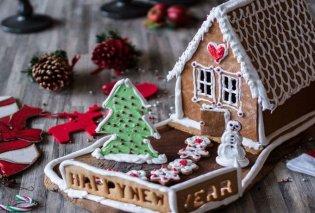 Άκης Πετρετζίκης: Εντυπωσιακά, μπισκοτένια σπιτάκια για να μοσχομυρίσει το σπίτι σας Χριστούγεννα! - Κυρίως Φωτογραφία - Gallery - Video