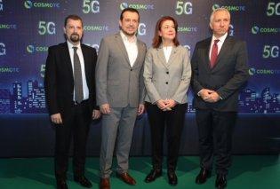 Το πρώτο δοκιμαστικό δίκτυο 5G στην Ελλάδα, από την COSMOTE - Κυρίως Φωτογραφία - Gallery - Video