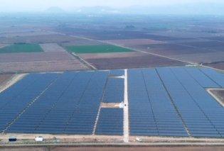 ΕΛΠΕ Ανανεώσιμες: Σε πλήρη λειτουργία το Φωτοβολταϊκό σύστημα ισχύος 8,99 MW στην Καρδίτσα - Κυρίως Φωτογραφία - Gallery - Video