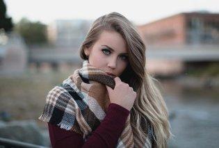 Κασκόλ - κουβέρτα: Πως μπορείς να τα φορέσεις  - Οι πιο εντυπωσιακοί τρόποι! Βίντεο  - Κυρίως Φωτογραφία - Gallery - Video