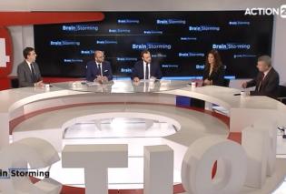 «Καυτό» Brainstorming στο Action24 για τις πολιτικές εξελίξεις με Ζαχαρό, Πιέρρο, Νικολοπούλου, Πορτοσάλτε και Φουρλή (Βίντεο) - Κυρίως Φωτογραφία - Gallery - Video