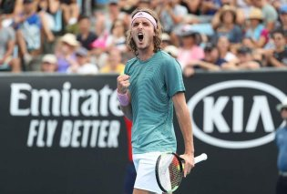 Στέφανος Τσιτσιπάς: Το μήνυμά του με στίχο από την Ιλιάδα μετά την πρόκρισή του στο Australian Open (Φωτό) - Κυρίως Φωτογραφία - Gallery - Video