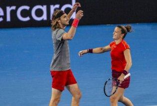 Στέφανος Τσιτσιπάς - Μαρία Σάκκαρη: Ονειρική πρόκριση και των δύο στους «32» του Australian Open (Βίντεο) - Κυρίως Φωτογραφία - Gallery - Video