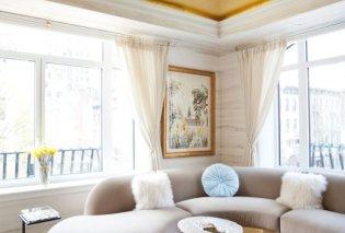 Ο Σπύρος Σούλης μας παρουσιάζει την νέα τάση στα ταβάνια & πως θα κάνει το σπίτι μας να ξεχωρίσει   - Κυρίως Φωτογραφία - Gallery - Video