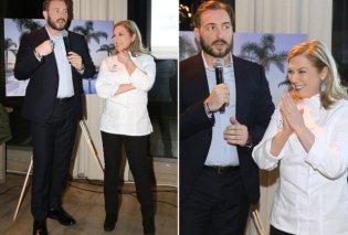 Η Ντίνα Νικολάου μεγαλουργεί γαστρονομικά για το 5αστερο Miraggio στην Χαλκιδική – Φώτο - Κυρίως Φωτογραφία - Gallery - Video