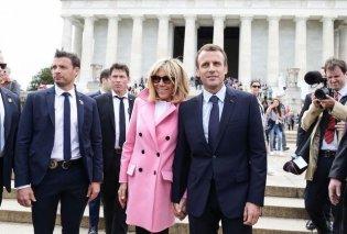 """Τα 25 καλύτερα look της """"Fashion Icon"""" Μπριζίτ Μακρόν - Τι φοράει η πρώτη κυρία (φώτο) - Κυρίως Φωτογραφία - Gallery - Video"""