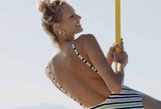 Made in Greece τα μαγιό & beachwear Stefania Frangista: Μενεγάκη, Jolie, Shayk την αποθεώνουν φορώντας τις δημιουργίες της… Θεϊκή η νέα καλοκαιρινή συλλογή - Κυρίως Φωτογραφία - Gallery - Video