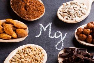 Ποια είναι τα συμπτώματα που δείχνουν ότι έχετε έλλειψη μαγνησίου;   - Κυρίως Φωτογραφία - Gallery - Video