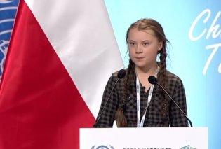 Topwoman η 16χρονη ακτιβίστρια Γκρέτα Θούνμπεργκ – Δείτε σε φωτό την ''περιοδεία΄΄ της για την κλιματική αλλαγή στην Ευρώπη - Κυρίως Φωτογραφία - Gallery - Video