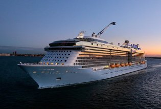 Good news: Έφτασε στον Πειραιά το  «Spectrum of the Seas», το μεγαλύτερο κρουαζιερόπλοιο στον κόσμο - Κυρίως Φωτογραφία - Gallery - Video