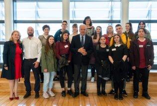 «Η Ενέργεια για Ζωή Ταξιδεύει»: Μαθητές από την Άρτα χτίζουν Γέφυρες με την Ευρώπη - Κυρίως Φωτογραφία - Gallery - Video