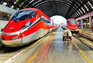 Good news: Aπό σήμερα Αθήνα-Θεσσαλονίκη σε 4 ώρες με το τρένο Express - Οι τιμές - Κυρίως Φωτογραφία - Gallery - Video