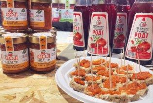 Αποκλ. Made in Greece η Goji & Health: 46 στρ. ρόδιας & goji berry στην Ανάβυσσο – Παγκόσμια πρωτοπορία με 40% χλωρού goji berry στις μαρμελάδες της - Κυρίως Φωτογραφία - Gallery - Video
