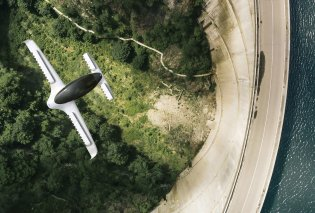 Ιπτάμενο ταξί απογειώνεται κάθετα νε ταζύτητα 300 χλμ την ώρα – Εντυπωσιακό βίντεο - Κυρίως Φωτογραφία - Gallery - Video