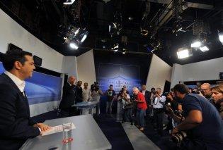 1η Ιουλίου το debate των πολιτικών αρχηγών - Η νέα αντιπαράθεση ΣΥΡΙΖΑ-ΝΔ - Κυρίως Φωτογραφία - Gallery - Video