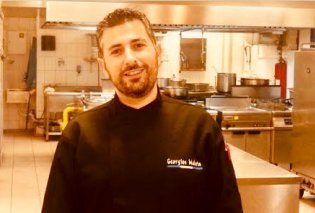 Ο executive chef Γιώργος Μακρής για την Κρητική Κουζίνα: Αγγίζει ουρανίσκους και ψυχές, χαρίζει μακροζωία, ξεκινάει από τους Μινωίτες (φωτό)  - Κυρίως Φωτογραφία - Gallery - Video